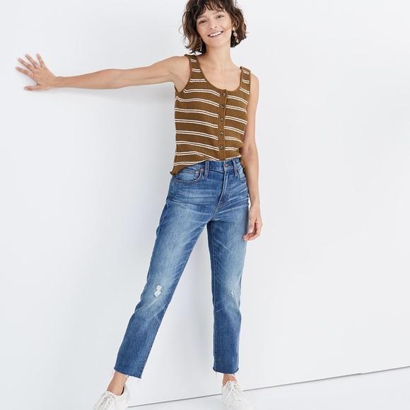 cb5297843bf541 Madewell Jeans | Slim Boyjean Dover Wash Size 30 | Poshmark